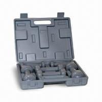 6kg Vinyl Dumbell Set with Carry Case Manufactures