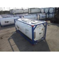 26000L ISO Tank Container 4 Bar Working Pressure 6 Bar Testing Pressure Manufactures