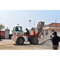 Buy cheap 2 Cubic Meter Automatic Rotating Drum Cement Sand Mixer Concrete Carrier Truck from wholesalers