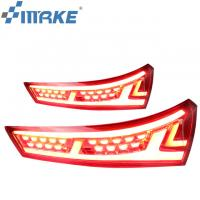 Styling LED Car Tail Light Mg Hector Tail Lamp 2018-2019 Wuling Almaz Manufactures