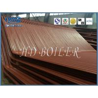 Carbon Steel Power Station Boiler Water Wall Panels For Waste Heat Recovery Boilers Manufactures