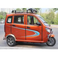 Axle Transmission Gasoline Tricycle 2600*1250*1650 Mm With Water Cooling System Manufactures