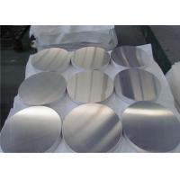 8011 Grade Round Aluminum Plate Deep Punching For Cosmetic Case Manufactures