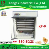 China Full Automatic Chicken Egg Incubator for Hatching 880 eggs incubator on sale