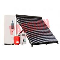 Buy cheap Copper Coil Solar Hot Water Heater System from wholesalers