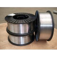 Buy cheap 99.995% Pure zinc wire for spray galvanised tubes weld repairs from wholesalers