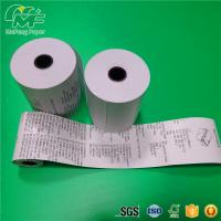 """Premium 55gsm Thermal Printer Paper Roll  3 1/8""""X180 Static - Proof Recycled Manufactures"""