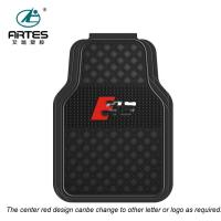 Excellent Strong Adhesion Universal Car Mat Shock Absorption Soft Hand Feeling Manufactures