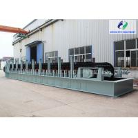 High Efficient Plate Apron Feeder For Cement Plant Crushing Line Manufactures