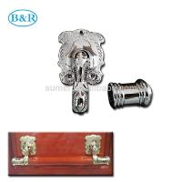 H057 Nice quality Australia style handle for coffin metal coffin handles china  manufacturer Manufactures