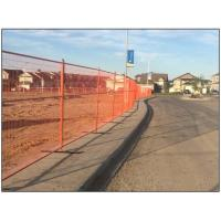 China Canada hot construction event residential safety temporary fence for sale on sale