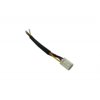 IATF1 6949 Pitch 1.0 mm  AWG 28 4 Pin Waterproof and flame-retardant wiring harness Manufactures