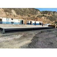 Buy cheap 3X21M 120 Ton Manganese Steel Weighbridge Keli Load Cell Truck Scale from wholesalers