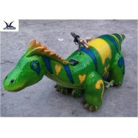 Shopping Mall Mechanical Stuffed Animals Hand Made With Bearing Weight 100 KG Manufactures