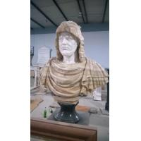 Marble bust statue for man Manufactures