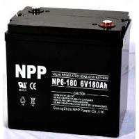 6 Volt Battery NP6-200ah (UL, CE, ISO9001, ISO14001) Manufactures
