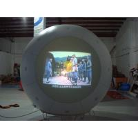 Giant 0.2mm PVC Projection Inflatable Helium Balloon for Political events Manufactures