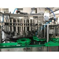 Low Voltage CO2 Blowing Beverage Can Filling Machine Manufactures