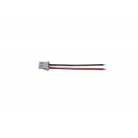 50mm Long 2 Pin 26 AWG 1.5mm Electrical Wire Harness Manufactures