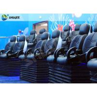 3 DOF Motion Seat 5D Simulator System for Home Movie Theater Manufactures