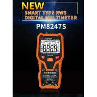 PEAKMETER Commercial Smart Full Auto Range High Precision Amp Reading Multimeter Manufactures