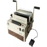 Multifunctional Wire 2/1 Wire 3/1 Comb Binding Machine Manufactures
