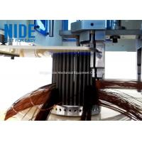 380V Voltage Automatic Stator Winding Machine 2 Winding Heads Electrical Motor Manufactures