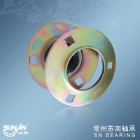 Pressed Steel Ball Bearing Unit For Metallurgy PF207 , Medical Bearing Manufactures
