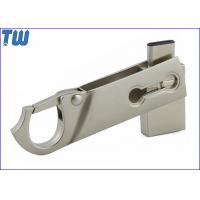 Full Metal Twister Usb 3.1 Type C Flash Drive with Buckle easy to carry