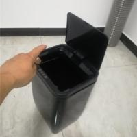 Touchless Automated Trash Can , Eco Friendly Durable Auto Garbage Can Manufactures