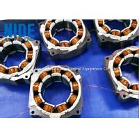 Three Needles Coil Winding Machine 380v Voltage For Brushless Motor Stator Manufactures