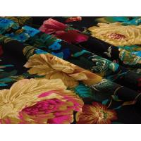 Spun Rayon printing 36inch Africa design fashion priting Manufactures