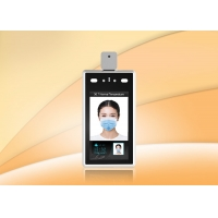 6000 Capacity Non Contact Face Scan Attendance Machine  Recognition Device Manufactures