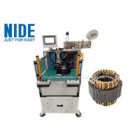 Servo Double Sides Stator Winding Lacing Machine Manufactures