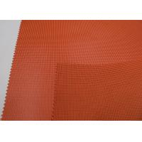 200D Red Jacquard Poly Oxford Fabric For Luggage Raw Materials OEM Service