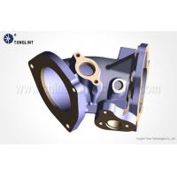 Customized Metal Pattern / Mold Casting for Turbocharger Turbine Housing Manufactures