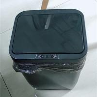 Touchless Household Garbage Cans , Noiseless Domestic Waste Bin Manufactures