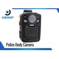 Wifi Body Worn Video Recorder IP67 Waterproof Grade For Police Officer Manufactures