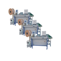 Buy cheap Industrial 1'' Double Loop Wire Binding Machine Electroplating from wholesalers
