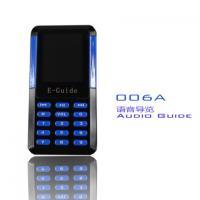 006A Mini Tour Guide Audio System 8 Languages Handheld Digital Audio Guides For Museums Manufactures
