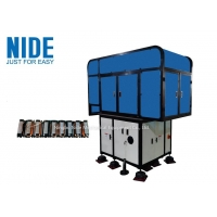 Automatic Linear Segmented Stator Needle Winding Machine Manufactures