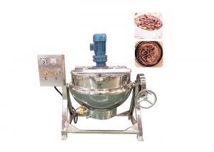 100L 200L Industrial Garri Processing Machinery Garri Fryer Machine Manufactures