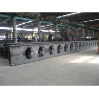 Fabricated Welded Heavy Structural Steel Construction Materials Prime Hot Rolled Honey Comb Roof H Beams Manufactures