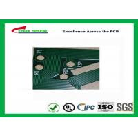 China 4 Layer Copper-clad Plate FR4 1.2MM  Surface Finish Plating Gold Through Hole PCB on sale