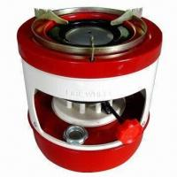 Buy cheap Camping Stove with 10 Wicks Enamel Covering from wholesalers