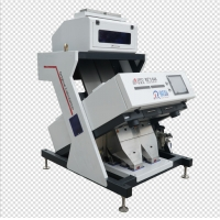 CCD Camera 1.5T/H 1.1KW Cereals Grain Sorting Machine Manufactures
