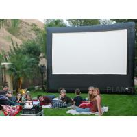 Portable Inflatable Movie Screen , Customized Size Inflatable Cinema Screen Manufactures