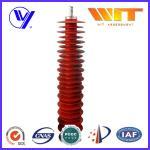 110KV Metal Zinc Oxide Lightning Surge Arrester Used in Substation Over Voltage Protection Manufactures