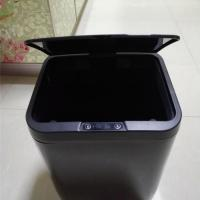 Household Fast Acting Touchless Smart Trash Can 12 Litre Capacity Manufactures