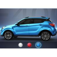 Optional Color Mini Electric SUV 100km/H With Child Safety Lock 4610*1680*1670mm Manufactures